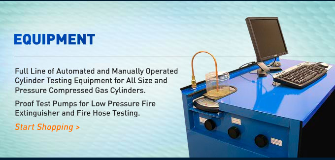 Leading Manufacturer of Industrial Gas Cylinder Service and Testing