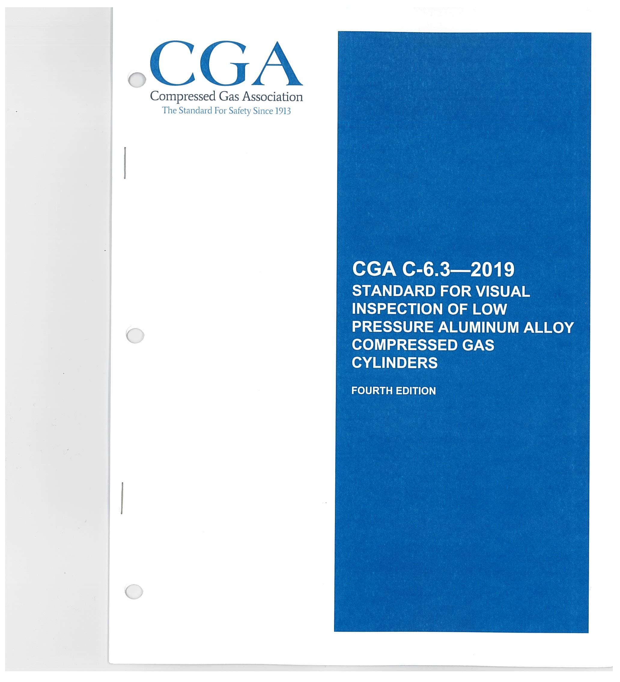 #393-306-3: CGA PAMPHLET C-6.3