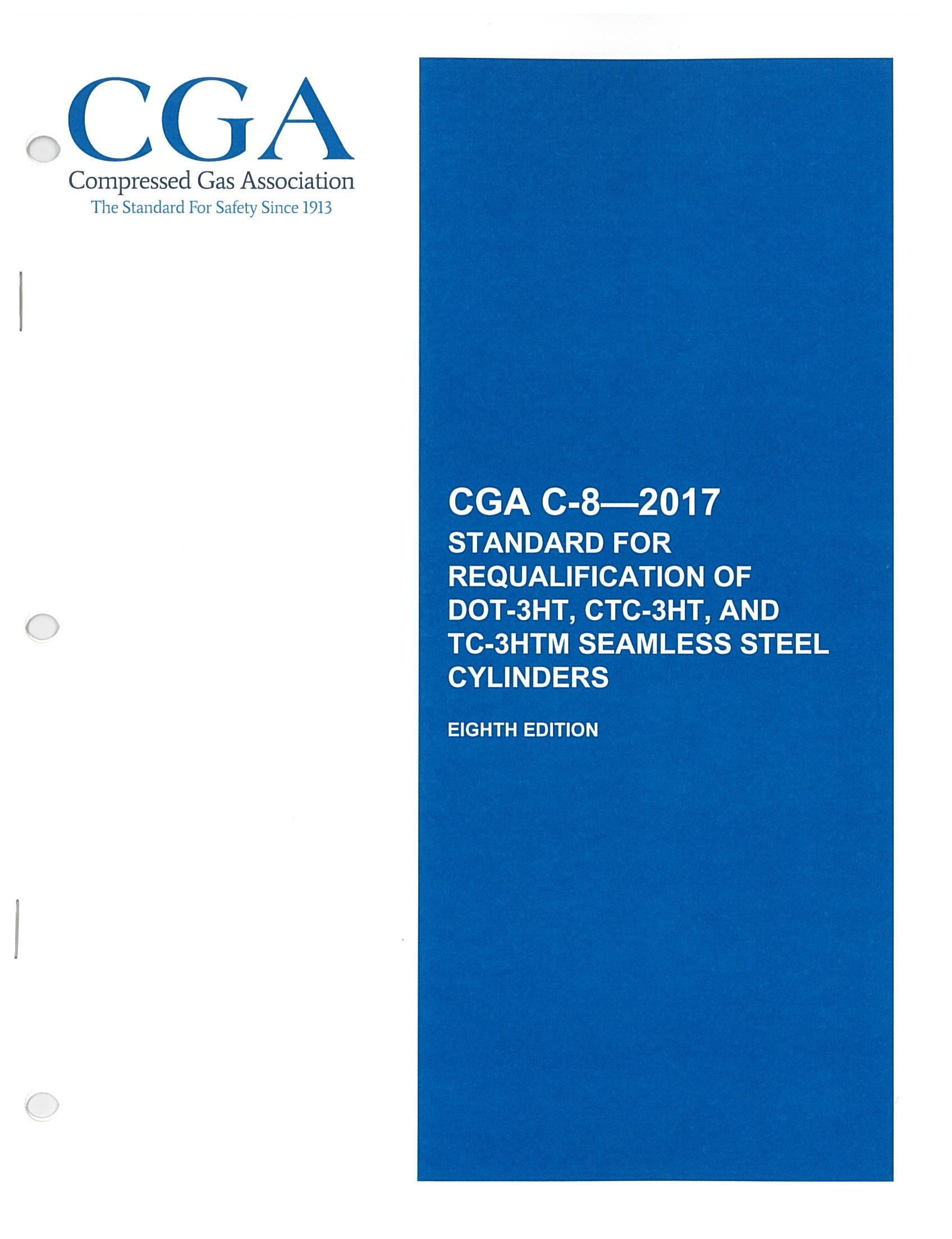 #393-308: CGA PAMPHLET C-8