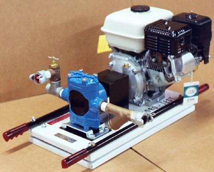 #500-306: HYDRO PUMP,400 PSI, 5HP