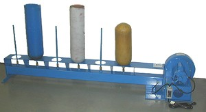 #530-020: CYLINDER FORCED HOT AIR DRYER