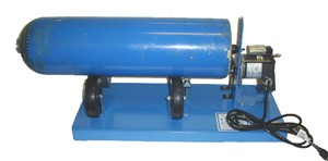 #540-022: CYLINDER ROLLER FOR 1 PORTABLE SIZE CYLINDER