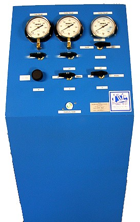 #570-035: HALON 1301 RECOVERY / FILLING SYSTEM