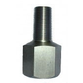 "#100-102: ADAPTER,TEST,1/2""NGT,STAINLESS STEEL"
