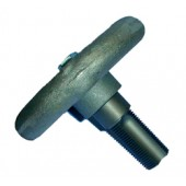 "#240-018: THREAD CLEANING TOOL, 5/8""-18 THREAD"