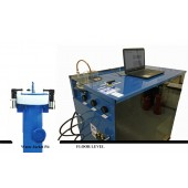 """#507-HP-14-P:SOFTWARE DRIVEN WATER JACKET TEST SYSTEM, WITH 14""""D X 66""""T WATER JACKET"""