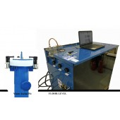 """#507-HP-18-P: SOFTWARE DRIVEN WATER JACKET TEST SYSTEM, WITH 18""""D X 72""""T WATER JACKET"""