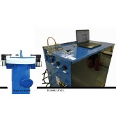 """#507-HP-24-P: SOFTWARE DRIVEN WATER JACKET TEST SYSTEM, WITH 24""""D X 72""""T WATER JACKET"""