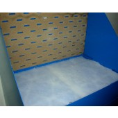 #160-039: PRE FILTER CLOTH FOR POWDER BENCH